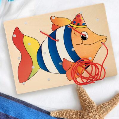 Allacciatura Pesce