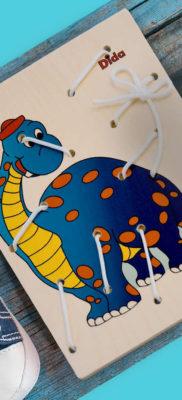 Allacciatura Dinosauro