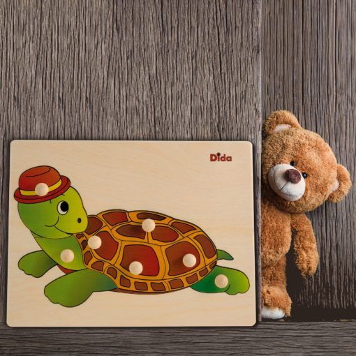 puzzle tartaruga