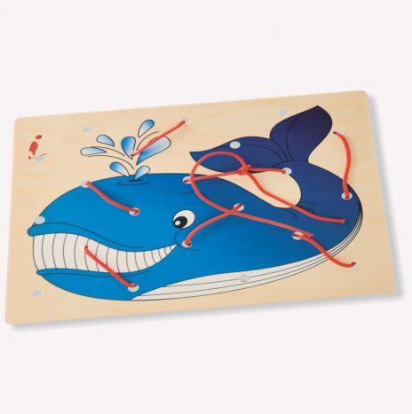 Allacciatura Balena