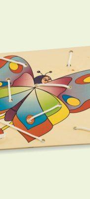 Allacciatura Farfalla