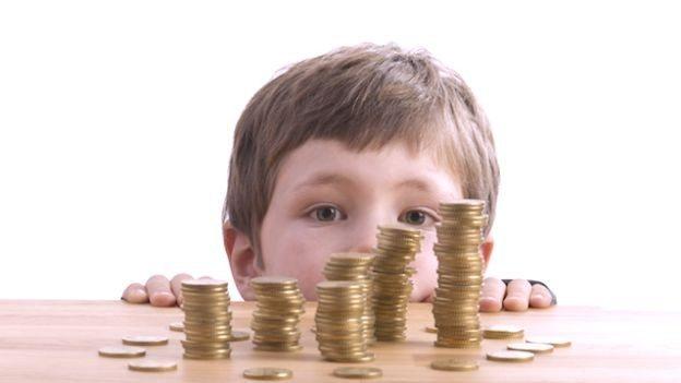 Come spiegare ai bambini il valore dei soldi