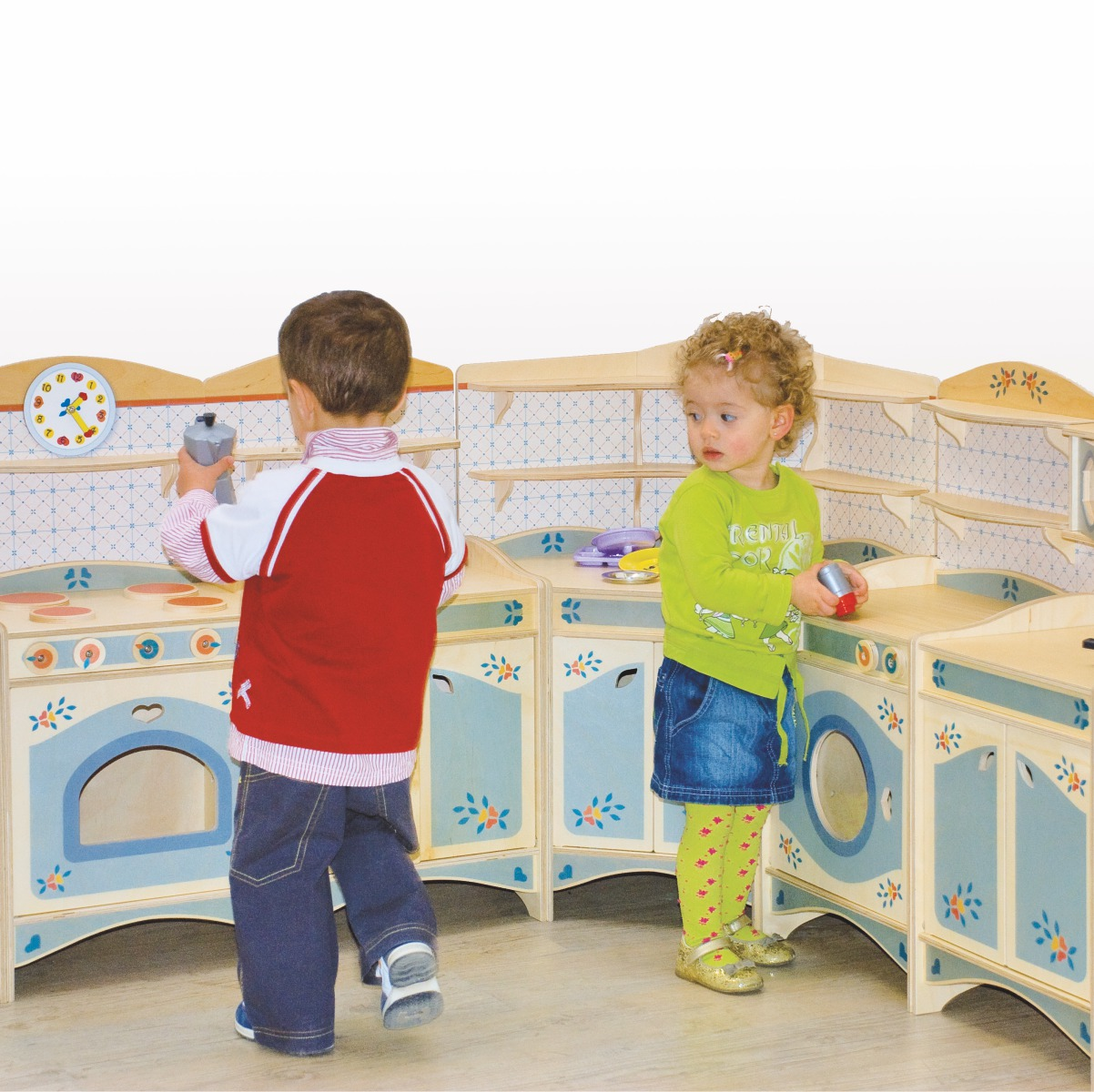 Mobiletto cucina gioco - Cucina legno bambini ...