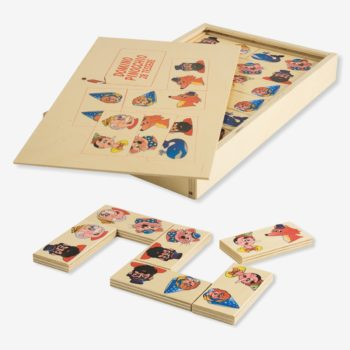 Domino Pinocchio, il gioco da tavolo in legno per grandi e piccoli - Dida