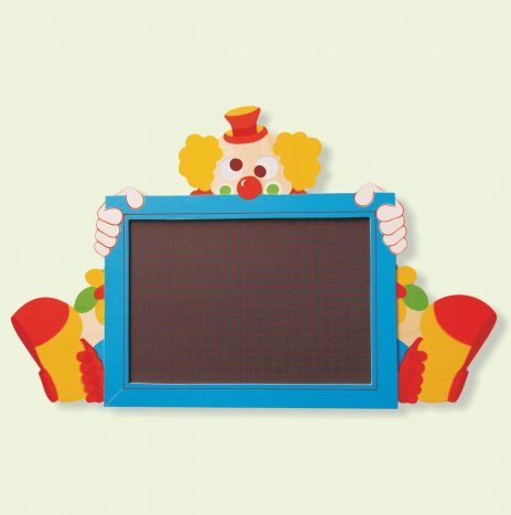 Lavagna Ardesia Clown