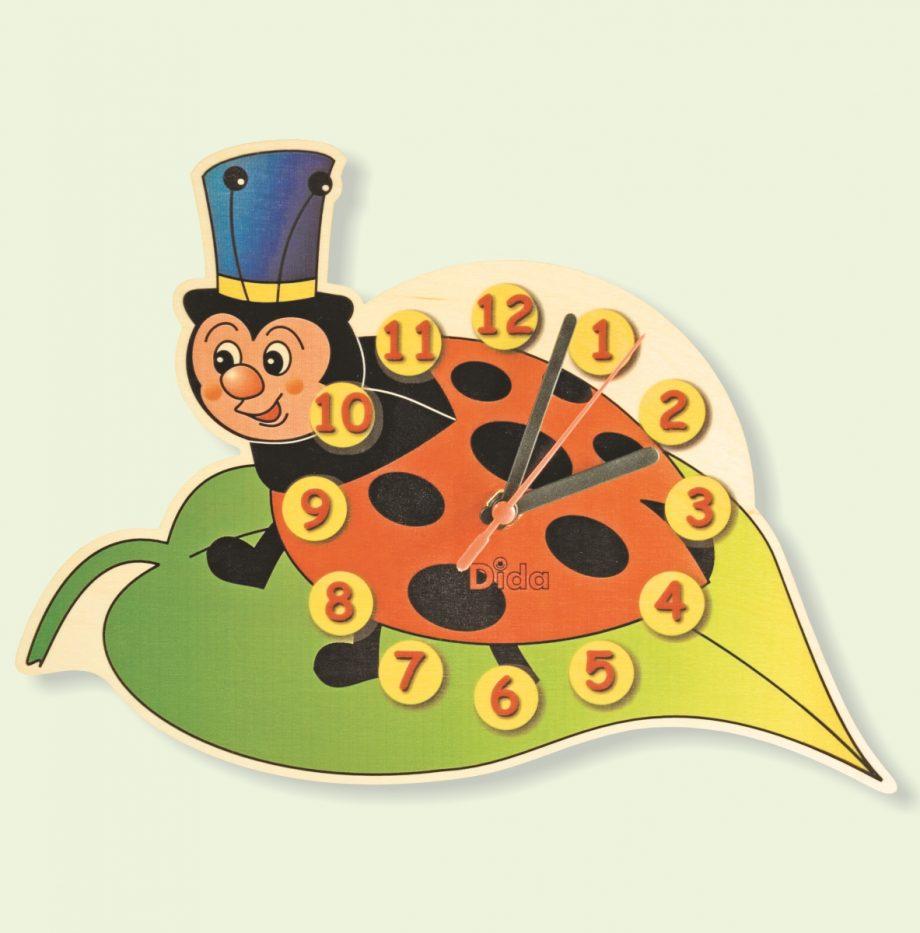 orologio-coccinella