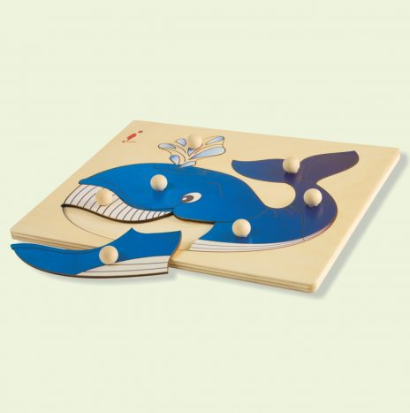 Puzzle Balena