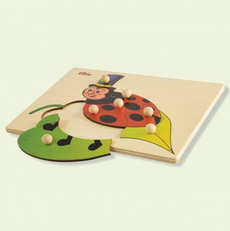 Puzzle Coccinella