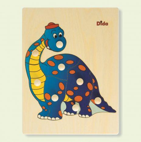 Puzzle Dinosauro