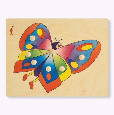 Puzzle Farfalla