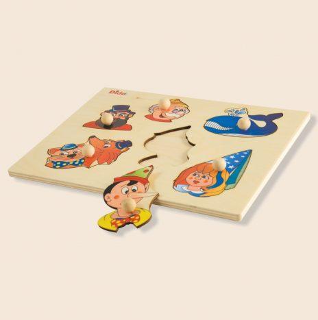 Favola di Pinocchio