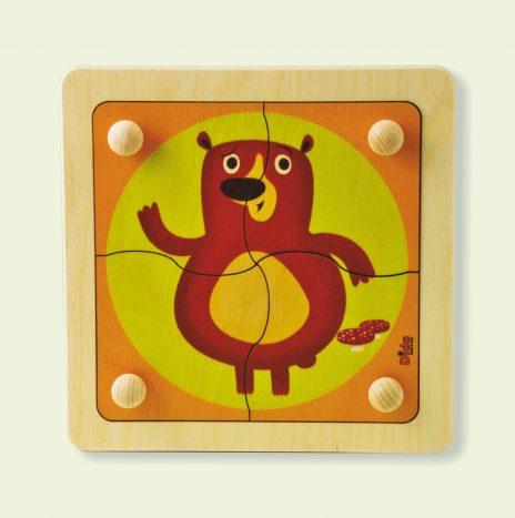 Puzzle Orso