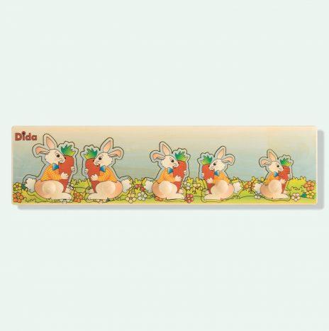 Seriazione Conigli