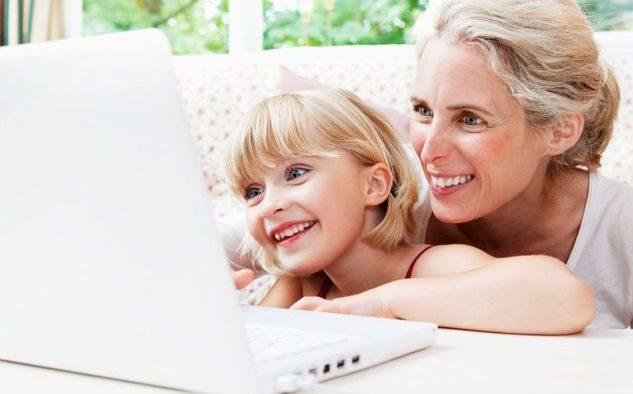 10 consigli per navigare in rete con i bambini