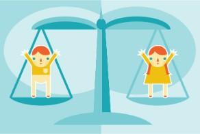 Educare i bambini all'eguaglianza tra i sessi - 8 marzo festa della donna - Dida
