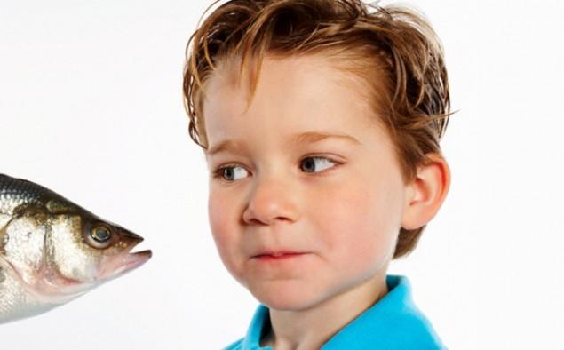Merluzzo goloso per i bambini