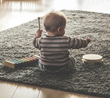 Bambini e musica: non solo ninnananne!