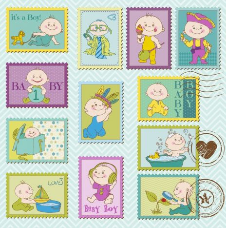 Gift card – Baby Boy