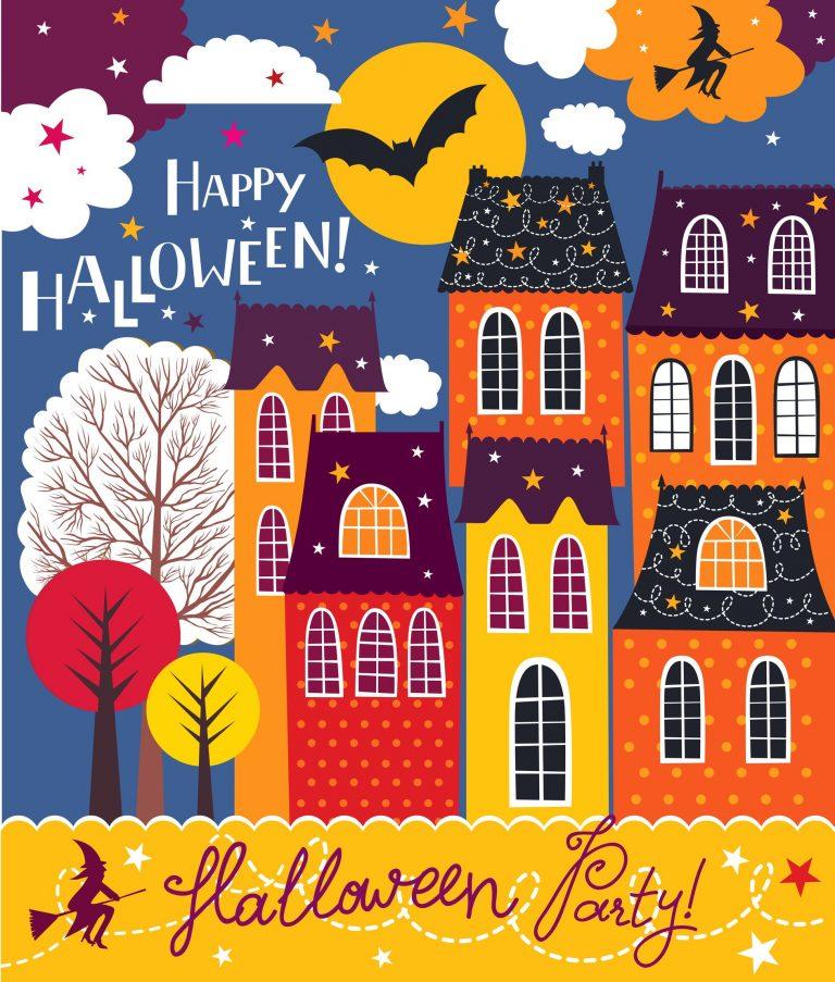Gift card – Halloween