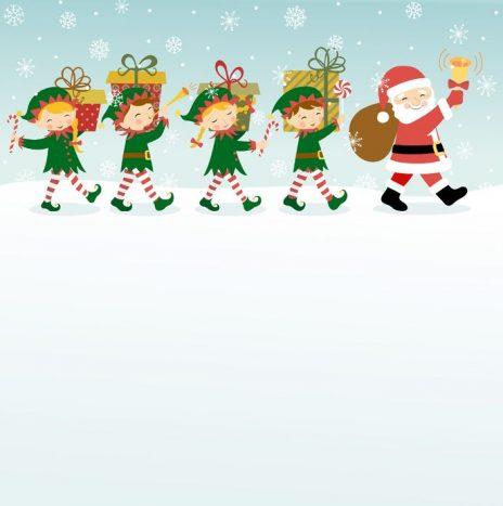 Gift card – Santa Claus