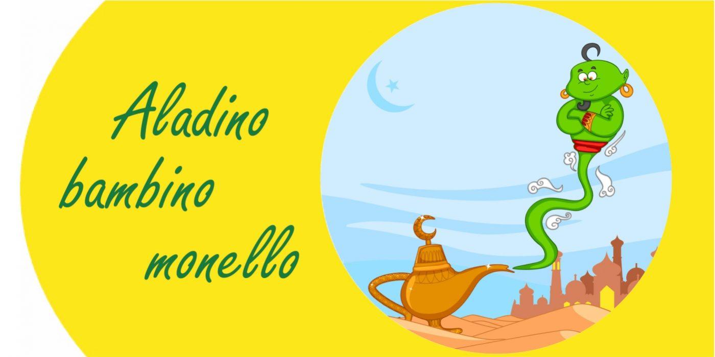Aladino bambino monello - Storie sui bambini monelli - Capricci bambini