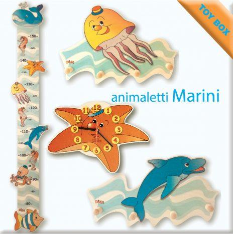 Animaletti marini