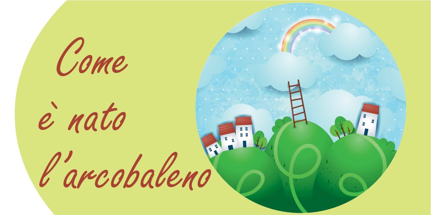 Fiabe per bambini da leggere storie e favole per bambini for Arcobaleno da colorare per bambini