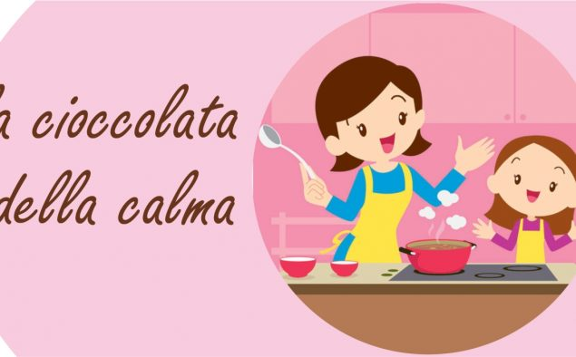 Favole per bambini: la cioccolata della calma