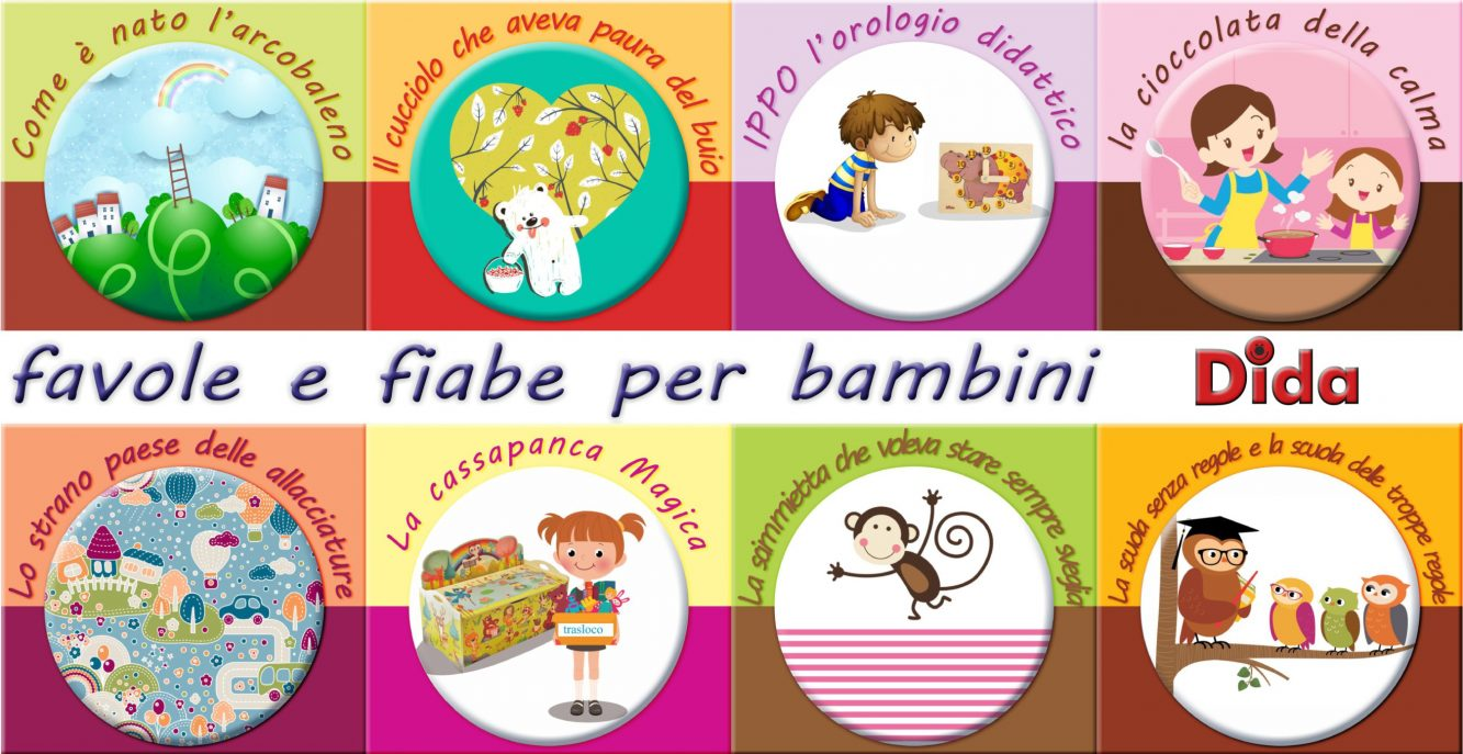 Super Ebook favole per bambini gratis PDF Favole da stampare Favole da  SA02
