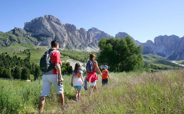 Fare trekking con i bambini. Consigli/1