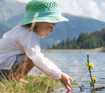 Fare trekking con i bambini. Consigli/2