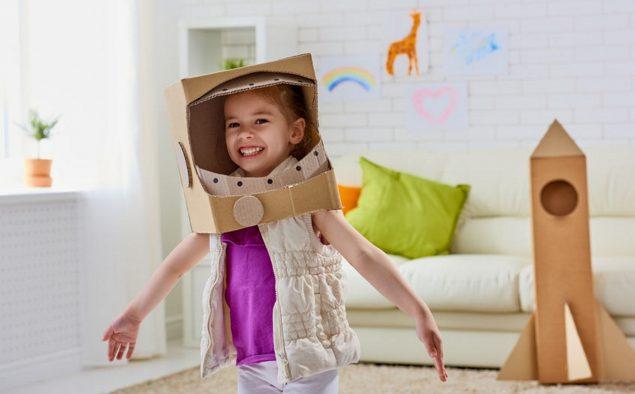 Idee per giocare con i bambini che hanno tutto
