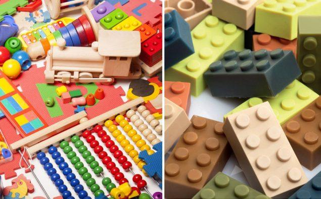 I giocattoli in legno sono noiosi?