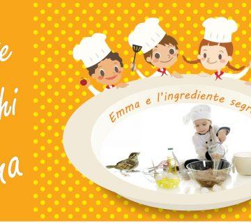 Cucina giocattolo – Emma e l'ingrediente segreto