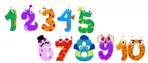 Filastrocca per contare - Filastrocche per bambini - Poesie per bambini