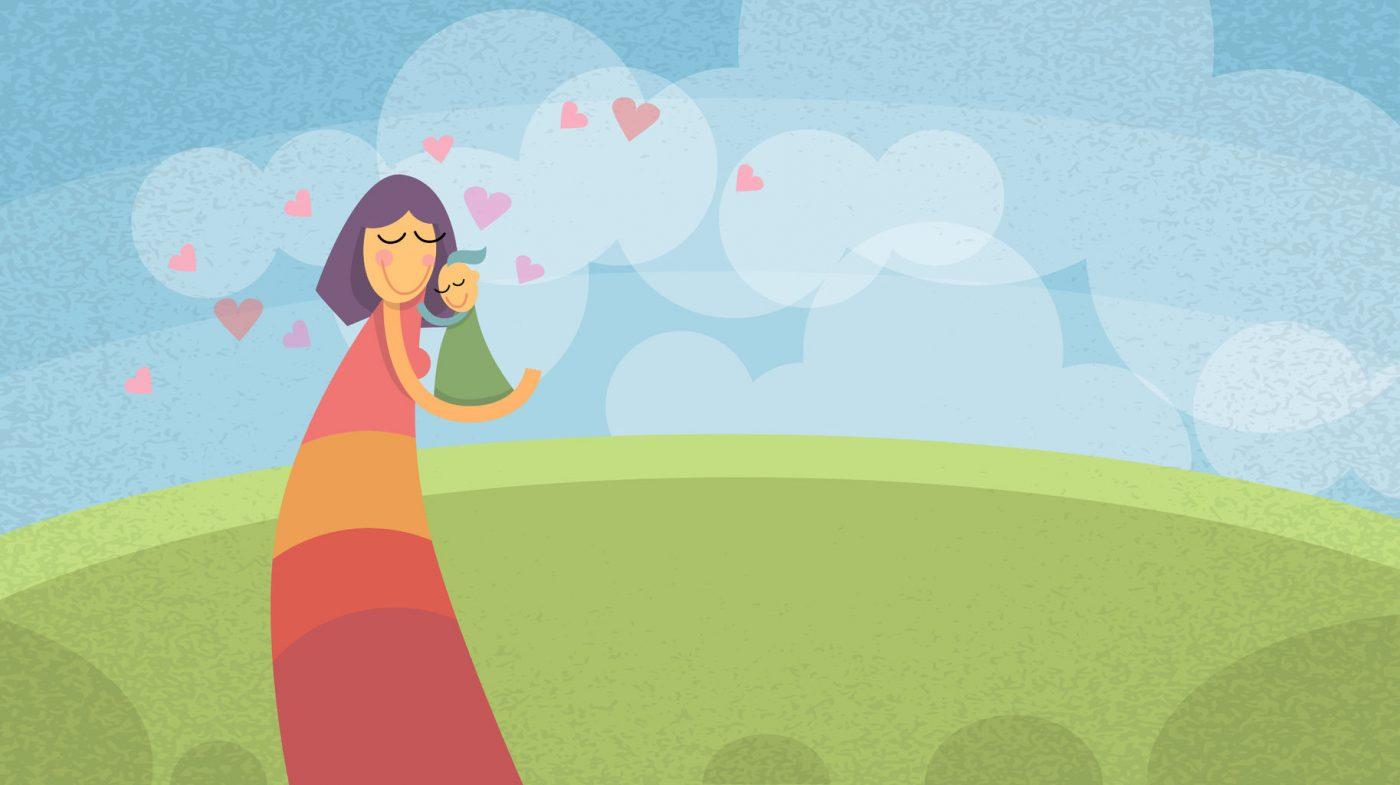 Poesie sui bambini - A un figlio - Dedicato a tutte le mamme - Dida Giochi