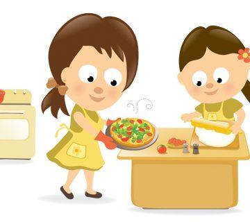 Filastrocche per bambini – Filastrocca della pizza