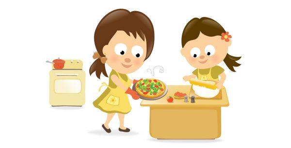 Filastrocca della pizza - Filastrocche per bambini - Filastrocca - Dida