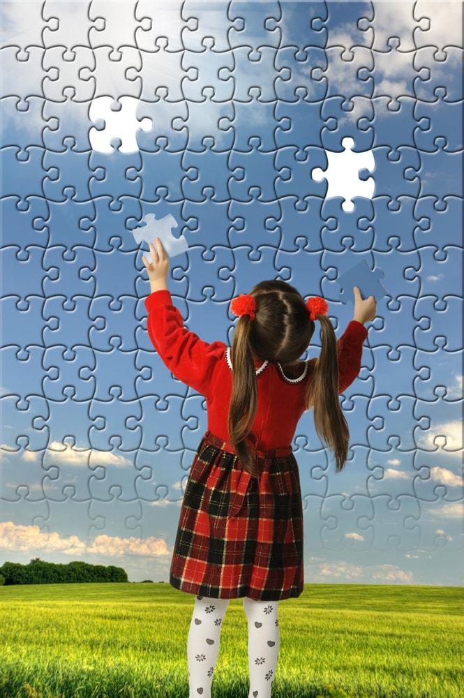 Puzzle e incastri