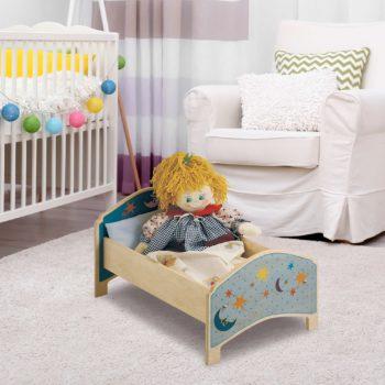 Lettino bambola Luna per giochi di imitazione di bambine dai 2 anni - Dida